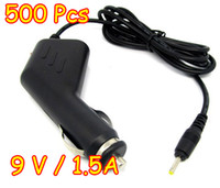 Wholesale 500pcs mm mm v A Car Charger Adapter for quot quot android Tablet PC MID ePad Flytouch