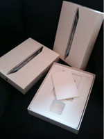 Wholesale Empty Box Only Boxes Black amp White for ipad2 nd Tablet GB GB GB WIFI G US