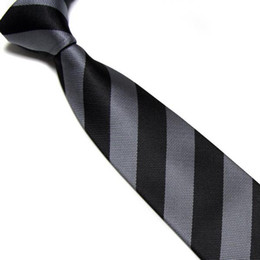 Wholesale striped ties for men Men tie necktie neckcloth neck ties Student ties mens ties shirt tie lo