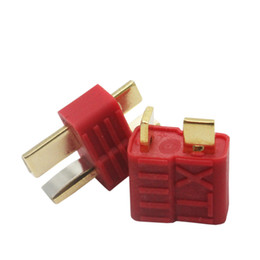 10pairs new deans style XT plug with Golden grip T plug Anti-skid For RC ESC Battery