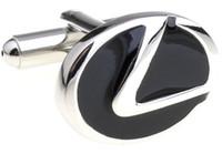 Wholesale Lexus Car Sign Shape Cufflinks Hot Cufflinks