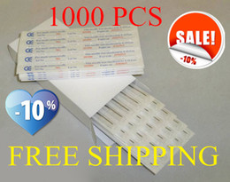 Wholesale 1000pcs Mixed Assorted Disposable Tattoo Needles Sterile Tattoo Needles