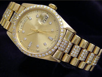 Cheap Men's president watch Best Mechanical Analog mechanical watches