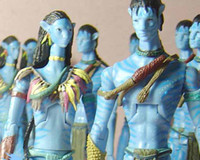 avatar figure - 2 styles Avatar Lead Anime Figures Dolls Toys Doll Model Figure Ornaments Birthday amp Christmas Gft