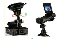 Wholesale HD139 Wide Angle high definition Dual camera Car mini DVR Video Recorder