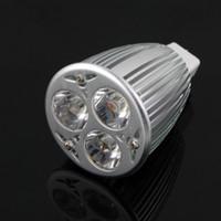 Wholesale Non Dimmable W MR16 V High Power White warm white LED spotlight Focus Down Light Bulb Lamp cheaporder