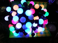 Wholesale Led string Lights M Leds new Christmas string curtain light and cheap Holiday Decoration