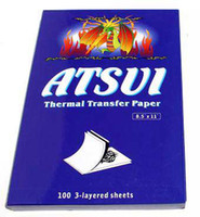 Tattoo Transfer Paper atsui paper - 100 Sheets ATSUI Tattoo Spirit Tattoo Thermal Stencil Transfer Paper