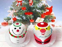 Wholesale ZQA Santa Claus Snowman cake towel Wedding Christmas gifts