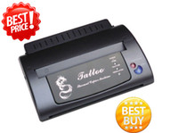 Wholesale Tattoo Transfer Machine Cheap Stencil Maker Machine Tattoo Thermal Copier