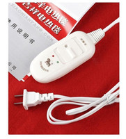 Wholesale Single person Electric Blanket independent switches mode Coupling connectors Overheat Safety160
