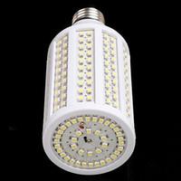 Hot 12W E27(E14 B22) FreeShipping warm white white LED corn ...