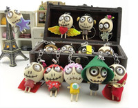Wholesale Voodoo doll Funny forest ghost ghost number forest wood production gifts magic novelty items birthday gift Halloween Amusement Toys