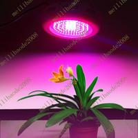 Wholesale 2pcs B47 Via DHL LED Hangable UFO Plant Grow Light Lamp W Red Blue
