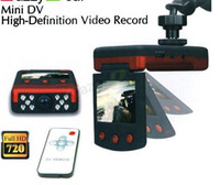 Wholesale HD720P Car Camera Remote Control Wide View Angle X Zoom quot LCD TFT Night Vision Language