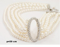 Wholesale Jewelry women s Stylish Necklaces girl s fahsion Beaded necklace Necklace ladies noble accessories