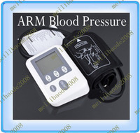 Automatic best blood pressure monitor - 2pcs B56 Best Automatic Digital ARM Blood Pressure amp Heart Rate Monitor Tester Home Machine