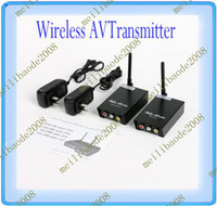audio video sender transmitter receiver - 2pcs B61 GHz Wireless Audio Video Transmitter Sender Receiver