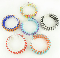 Wholesale HOT Basketball Wives Big Hoop Earring Large Hoop Earrings Fashion beads circle earrings