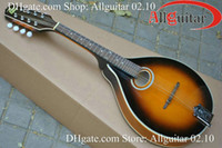 Wholesale Mandolin Sunburst Spruce top China OEM