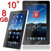 Wholesale Hot quot Android Epad X220 Flytouch M ram gb hard disk WIFI G GPS Camera HDMI RJ45