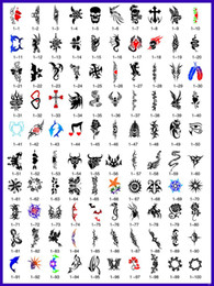 Wholesale 2014 low price fashion Hot sell golden phoenix temporary AIRBRUSH TATTOO STENCIL BOOK pictures