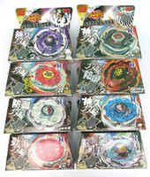 Wholesale NEW D Beyblade Metal Fusion Beyblade Spinning Top Toys hot sale models mix Spin Top Toy l