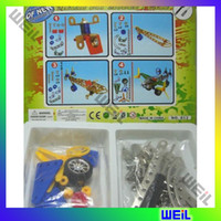Wholesale interesting toy educational hands on brain alloy assembly Cars International award winning WEIL
