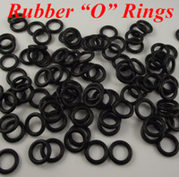 Tattoo Rubber O Rings rubber o ring - 500pcs Tattoo Supplies Shockproof Rubber O Rings For Tattoo Machine Gun