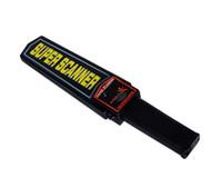Wholesale SUPER SCANNEHand held metal detector security portable metal detector metal detector model MD B1
