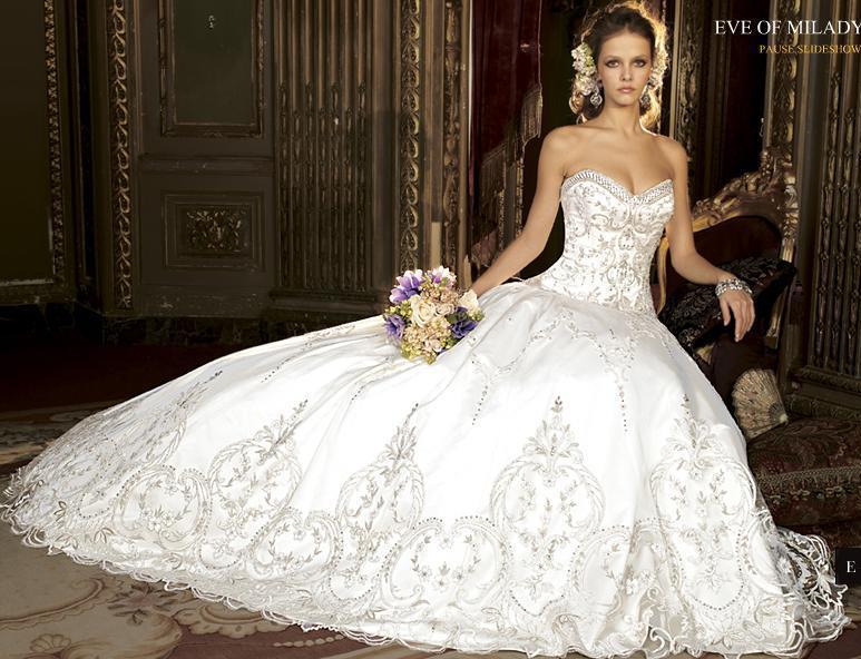 Heavy wedding dresses junoir bridesmaid dresses for Heavy beaded wedding dresses