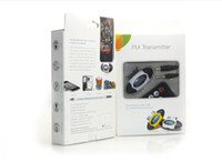 Wholesale Retail package X FM Transmitter X Car Charger X Remote Control for