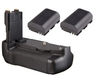 Wholesale DHL Battery Grip for Canon D replace BG E6 LP E6 from kakacola shop