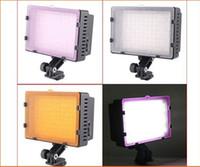 Wholesale 1pcs CN LED Camera Video lamp Hot selling high brightness Camcorder led lights k k