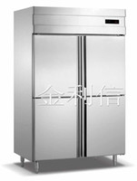Wholesale Stainless steel kitchen refrigerator