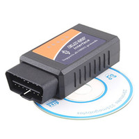 Wholesale ELM327 OBD2 OBDII V1 Bluetooth Diagnostic Interface Scanner ELM327 Bluetooth OBD2