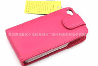 No Leather For Apple iPhone leather case four color Can choose made or Second cowhide