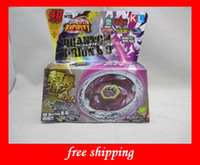 Wholesale Hot kids toys Beyblade D metal fusion Steel fighting spirit beyblades BB118 new