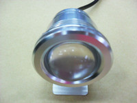 Wholesale 10W LED Underwater Light V LM Colors choice Lamp Convex Lens top quality promotion