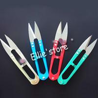 Wholesale new mini Safety scissors manganese steel