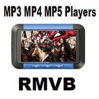 Wholesale MP3 Mp4 MP5 player TFT screen MP5 GB GB GB GB TV OUT Ebook FM Games Cheap Droppship