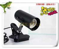 Wholesale 50pcs heat lamp shade lampshade reptile lamp shade clamp shade reptile cold blooded animal