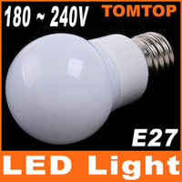 Wholesale Energy saving W V leds E27 Screw led bulbs Warm White LED Light Bulbs H4769
