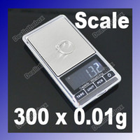 Wholesale 300g x g Mini Electronic Digital Jewelry Balance Pocket Gram Scale