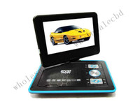 Wholesale 5pcs inch Full Function Portable DVD Player TV Games USB Christmas Gift