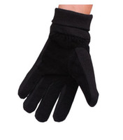 Wholesale couple leather gloves men gloves Ladies gloves universal warm glove
