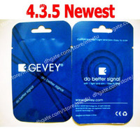 Wholesale Hot Gevey Supreme Plus Blue Unlock Sim Card Unlocked for iPhone IOS No No Jailbreak