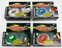 Wholesale NEW Beyblade spin top toy beyblade metal fusion moxed mixed A7