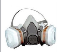 Wholesale Hot selling Gas mask dual gas respirator Face Shield Industrial Safety Equipment