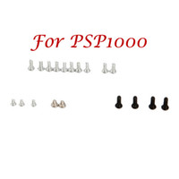 Wholesale Full Screw Set Repair Parts set Screws For PSP1000 set V1235